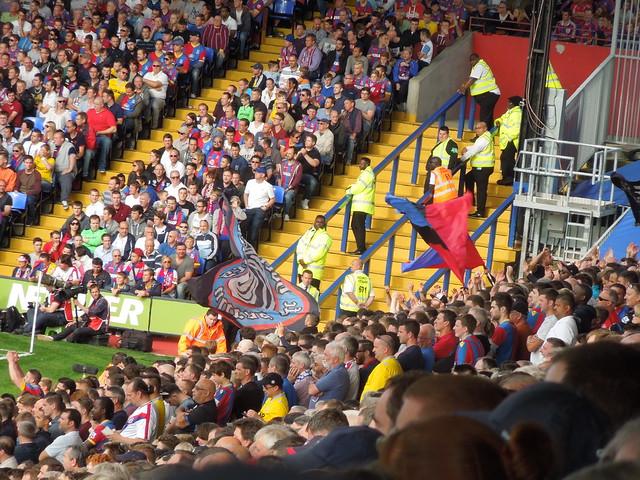 Palace v Burnley (2014)