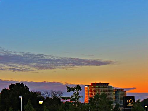 toronto ontario canada sunrise level1photographyforrecreation