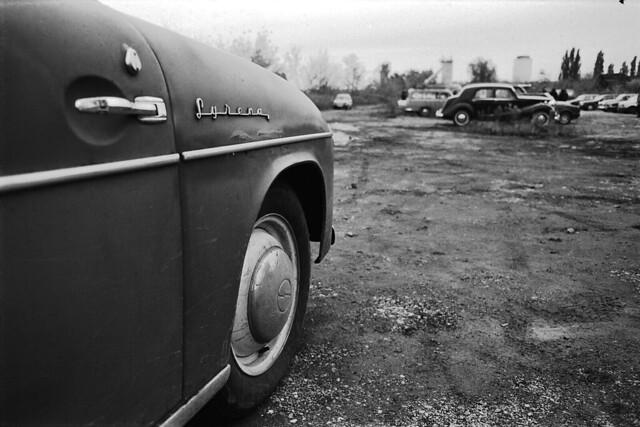 Syrena 104 - Classic Cars