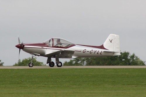 G-CYLL F.8L Falco [PFA 338-14657] Sywell