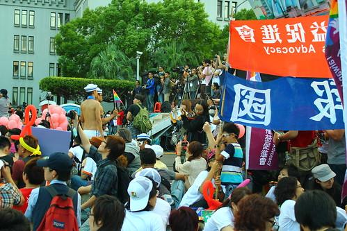 圖01.台灣的同志平權,仍有一段漫長的路要走