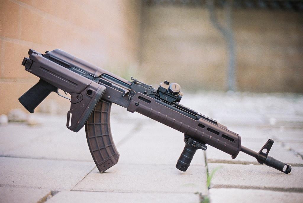 Zhukov | Romanian Kalashnikov Century Wasr 10/63 7 62X39mm p