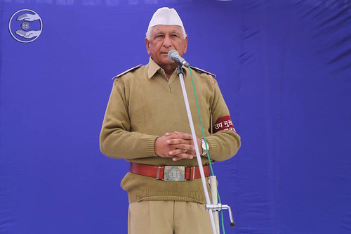 Upmukhya Sanchalak SNSD, O.P. Nirankari from Chandigarh