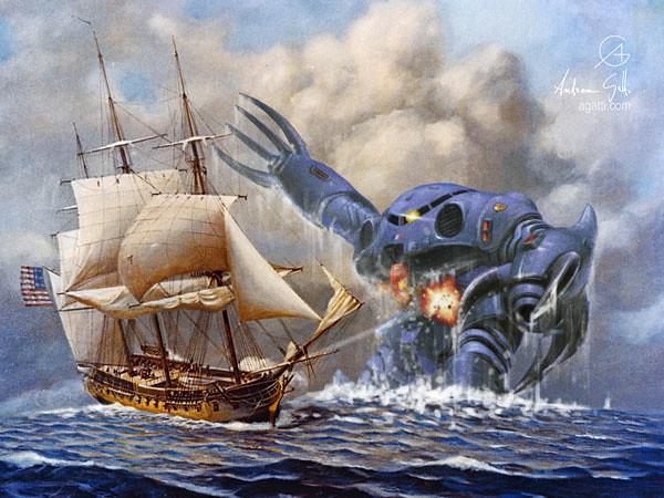 Giant Zgok Attack