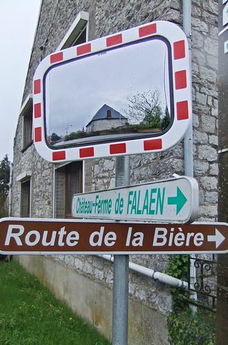 Chateaux-Ferme near Dinant, Belgium