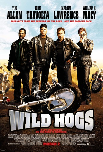 Wild Hogs - Movie Poster | by RoadTripMemories