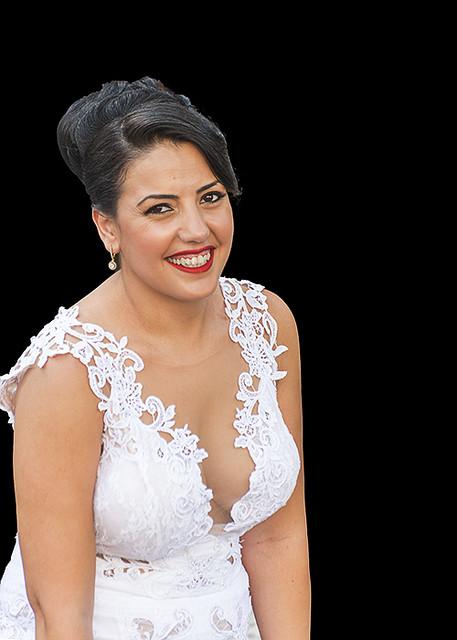 The bride (D80_371593 R)