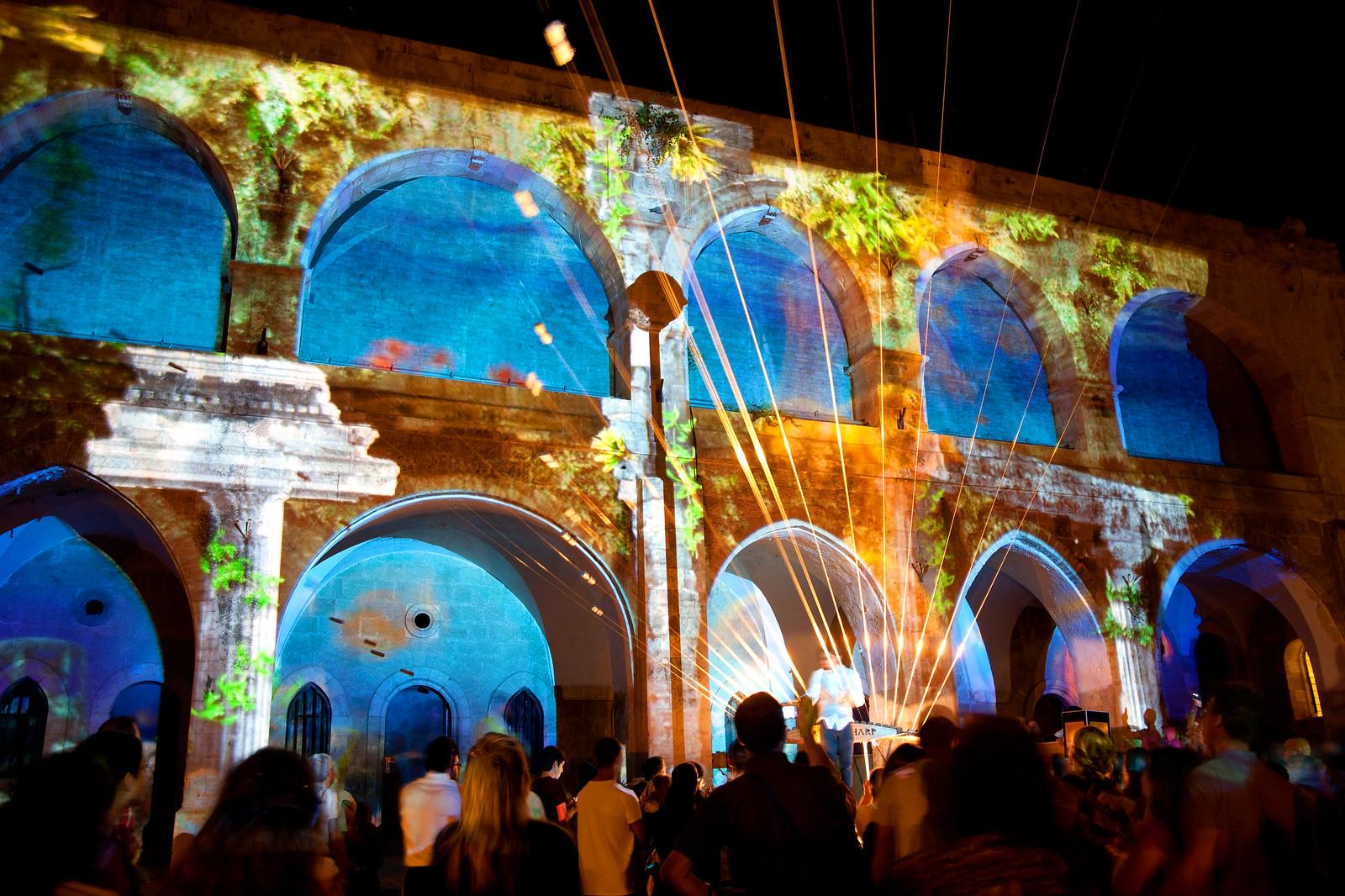Jerusalem_Festival of Light_Old City_3_Noam Chen_IMOT