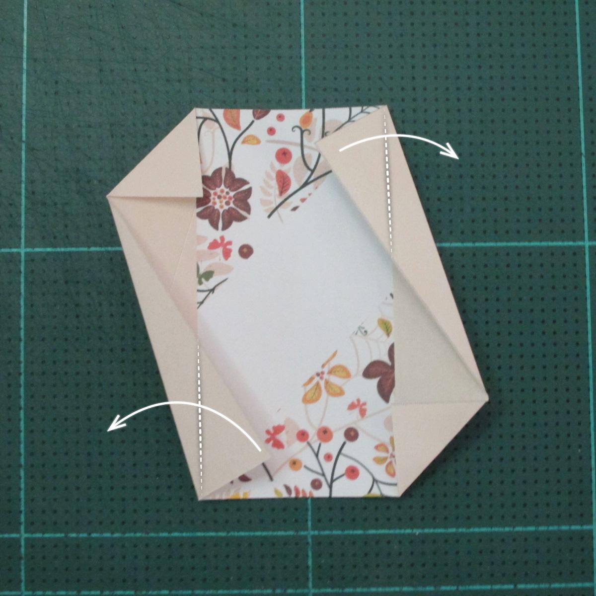 วิธีการพับลูกบอลกระดาษญี่ปุ่นแบบโคลเวอร์ (Clover Kusudama)004