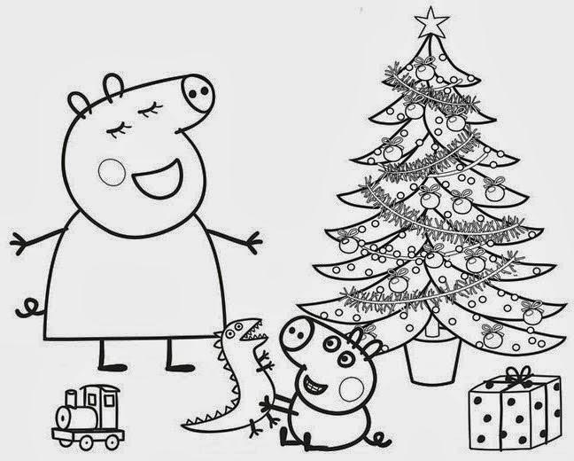 Desenhos Para Colorir Peppa Pig 03 Desenhos Do Peppa Pig P Flickr
