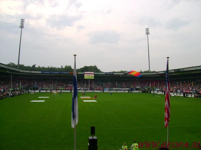 2007-07-16 Startbewijs op halen en vlaggen parade. (42)