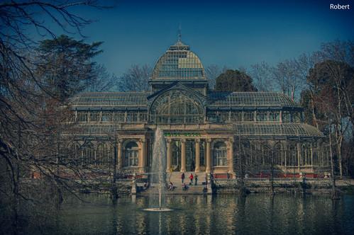 Madrid - Palacio de Cristal | by .Robert. Photography
