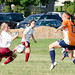 Girls Arsenal Soccer July 21