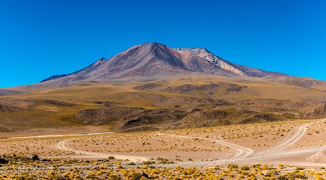 Navigating the Bolivian Altiplano