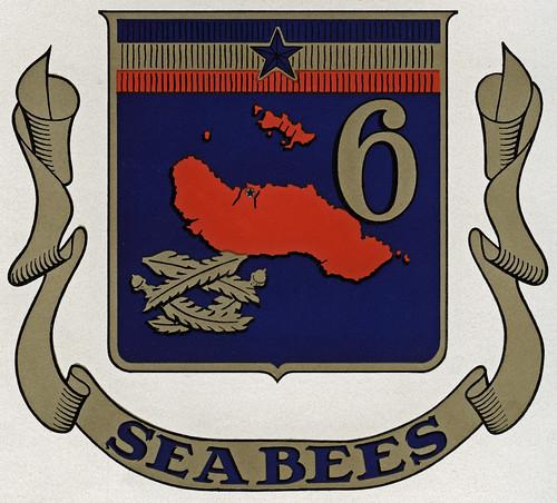 6th NCB logo | Logo of the 6th Naval Construction ...