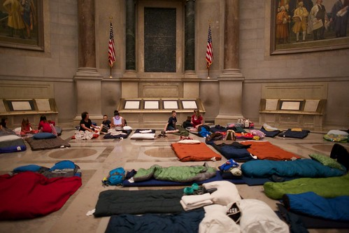 National Archives Sleepover: History, Heroes, and Treasures - Explorers Night (August 2, 2014) | by archivesfoundation