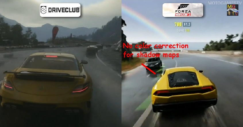 Forza Horizon 2 vs Driveclub | OneAngryGamer net | Flickr