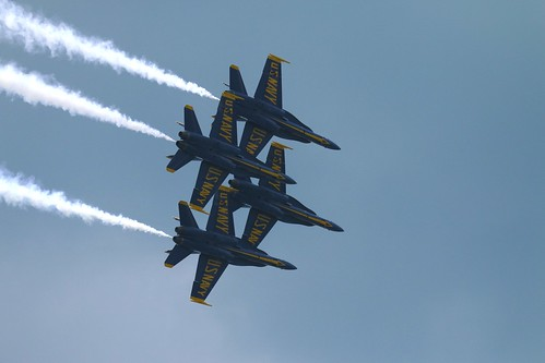Blue Angels | by slcko