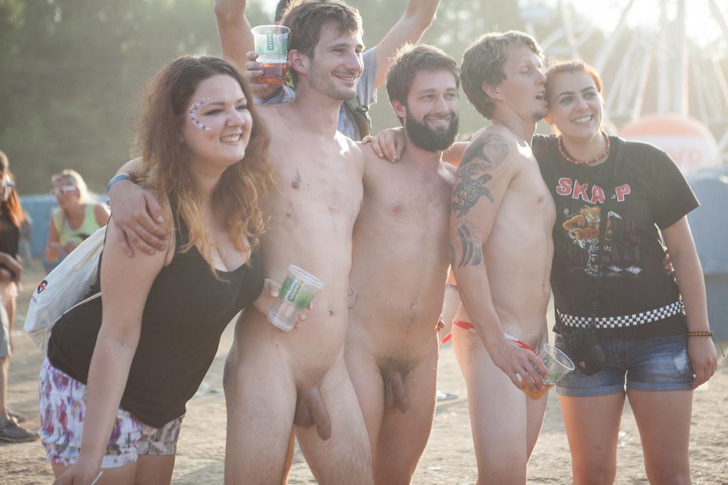 Woodstock nude men