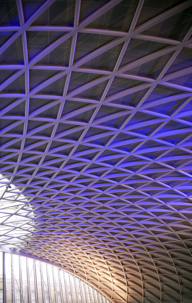 28 52 Tessellation Station The Roof At Kings Cross