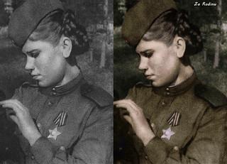 Roza Shanina 1944