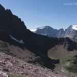Climbing Redgap Pass