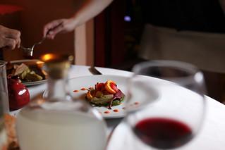 擺盤通常也是品味食物不可或缺的要素。(圖片來源:StateofIsrael (CC BY-SA 2.0)) | by TEIA - 台灣環境資訊協會