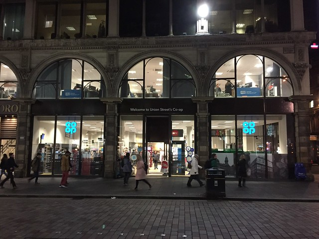 Co-op, Union Street, Glasgow