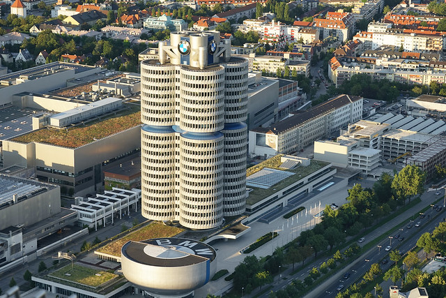 La Tour BMW (Munich)