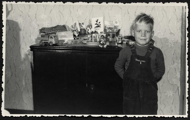 Archiv K175 Vierter Geburtstag, Hoch soll er leben, 1950er