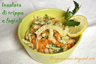 insalata trippa e fagioli h | by mammadaia