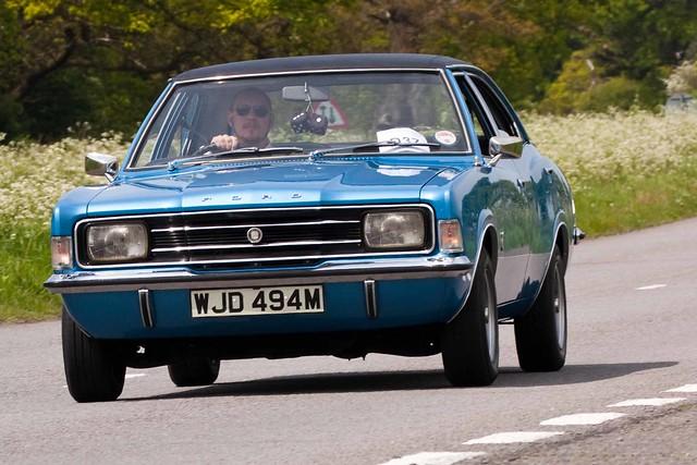 Ipswich Felixstowe Vehicle Run 2014