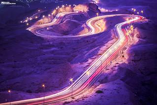 Jebel Hafeet Nightscape