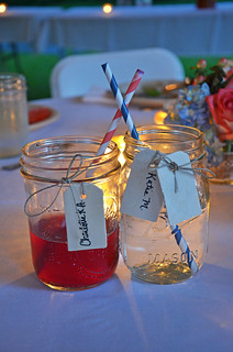 DIY Wedding Jars | by femmefraiche