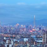藍幕台北城