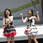 7/21ニューサンロード商店街夏祭り(4) シャオニャン りょうか・りー