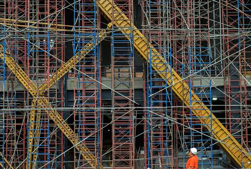 New York City construction | by Timothy Neesam (GumshoePhotos)
