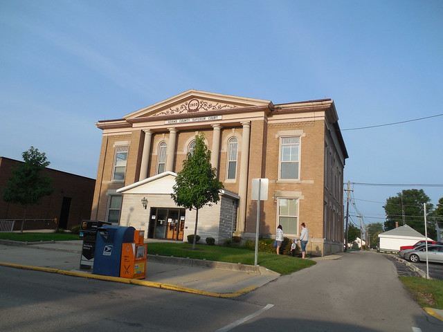 Adams County Superior Courthouse