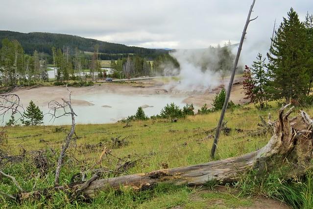 Mud Geyser