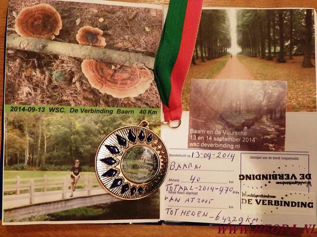 Baarn                13-09-2014        40 Km   (109)