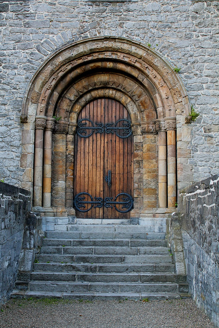 The Great West Door