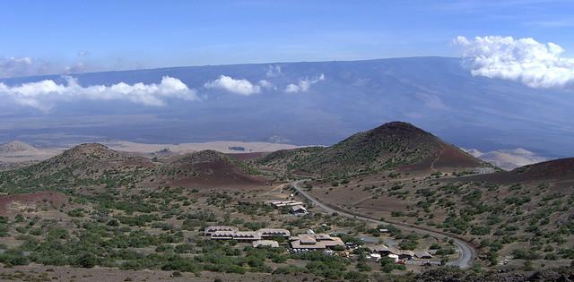 Mauna Kea Visitor Information Station (9.200ft / 2804 m) - Big Island, Hawaii