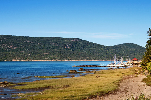 L'Anse Saint Jean - Fjord du Saguenay (Québec, Canada)