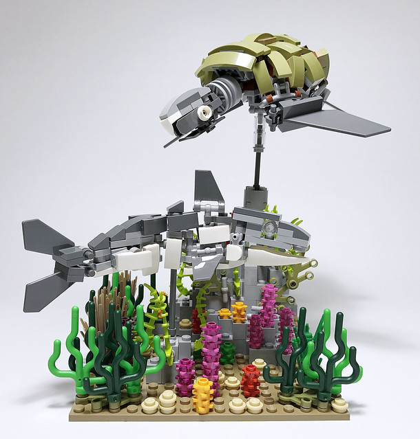 LEGO Coral reef-07