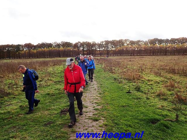 2016-11-16    3e Rondje-WolfHeze   25 Km  (148)