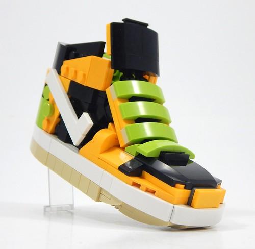 Nike Front 3/4   by Aaron Brick Designer