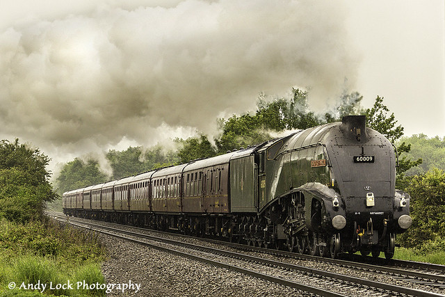LNER Class A4: 60009