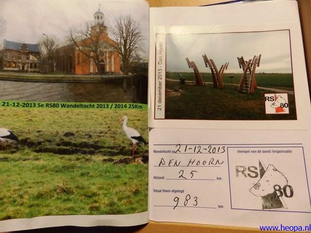 21-12-2013 Den Hoorn 25 km  (77)