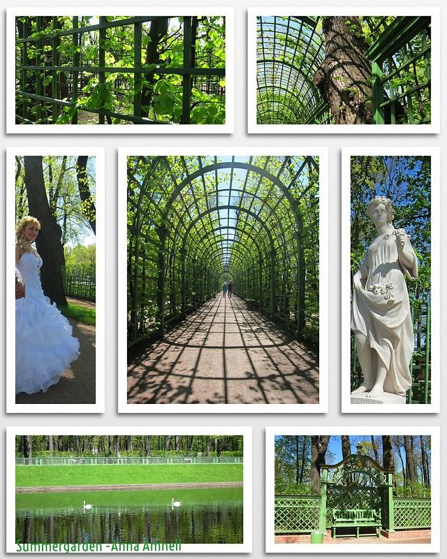 Summergarden, Saint Petersburg
