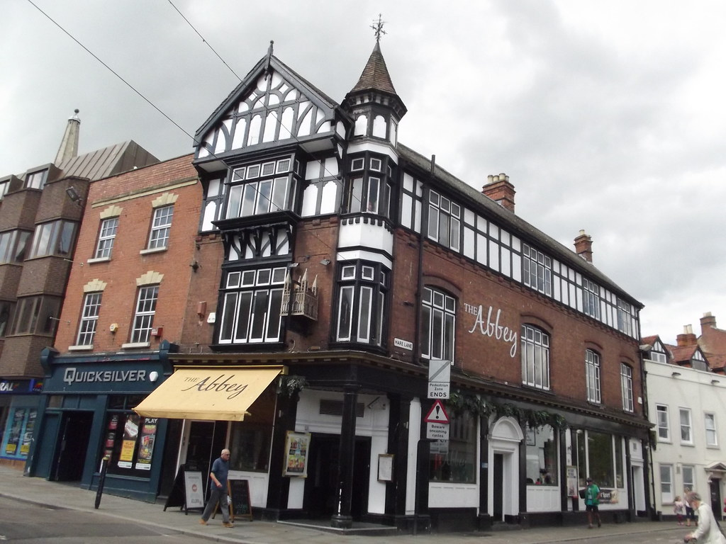The Abbey - 53 Northgate Street, Gloucester